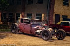 Ford 1927 Model T Coupe Rat Rod or period correct WWII GI Hot Rod