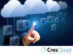 Nuevas tecnologías para beneficiar a su empresa. TIPS PARA EMPRESARIOS. La plataforma de Crescendo-ERP de CresCloud, tiene los avances tecnológicos ideales para optimizar los procesos de su empresa. Está integrada por distintas aplicaciones con las que puede trabajar diferentes rubros de su negocio y llevar la información a donde quiera que vaya. Le invitamos a ser parte de este cambio que ha beneficiado a miles de empresas, visite nuestra página en internet www.crescloud.com.