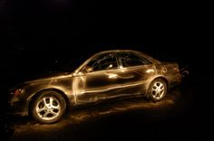Lexus ES300 Light Experiment 2