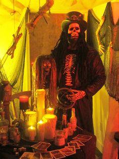 Voodoo on the Bayou