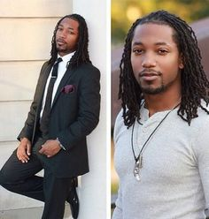 Classic Twist Braids have existed for decades but, due to innovation and variation upon the style, getting Twist Braids remains one of the most exciting and on-trend things that you can do with you… Dreadlock Hairstyles For Men, Dreadlock Styles, Dreads Styles, Black Men Hairstyles, Twist Hairstyles, Curly Hairstyles, Wedding Hairstyles, Mode Masculine, Mens Dreads
