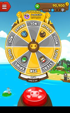Pirate Kings Hack - Cheats for iOS - Android Devices - Unlimited Cash App - Unlimited Spins App Roulette Game, Pirate Games, Button Game, Pirate Adventure, Game Interface, Kings Game, Hack Online, Game Ui, Casino Games
