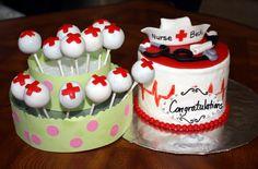 nursing cake pops - Google Search