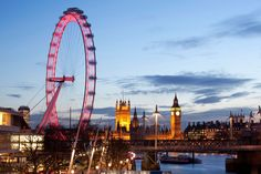 A Mini Weekend Guide to London