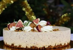 Christmas Baking, Christmas Time, Cake & Co, Sweet Pastries, Sweet And Salty, Cheesecake Recipes, Let Them Eat Cake, Cheesecakes, Sweet Recipes