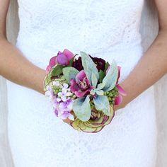 Ranunculus Bouquet   Silk Wedding Flowers   Afloral.com