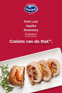Easy Pork Chop Recipes, Pork Recipes, Slow Cooker Recipes, Yummy Recipes, Cooking Recipes, Cranberry Recipes, Apple Recipes, Fall Recipes, Holiday Recipes