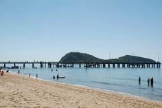 A winters day in Palm Cove