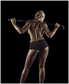this is my goal.forget the size 6 idea Buy Golf Equipment… Girls Golf, Ladies Golf, Meghan Hardin, Mens Golf Fashion, Yoga Fashion, Golf Now, Sexy Golf, Beautiful Athletes, Golf Club Sets