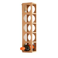 Wine-O Five Bottle Rack, 38€, now featured on Fab.