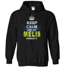 (KeepCalmNew) Keep Calm And Let MELIS Handle It - #unique gift #personalized gift. BUY IT => https://www.sunfrog.com/Names/KeepCalmNew-Keep-Calm-And-Let-MELIS-Handle-It-bwesomtjih-Black-43042582-Hoodie.html?68278