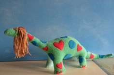 This artist makes toys from children's drawings. How can you not love that??