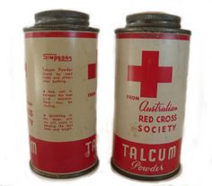 ~Talcum Powder