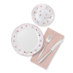 Bernardo Crown Kahvaltı Takımı / Breakfast Time #bernardo #breakfasttime #teatime #vintage #flower #tabledesign