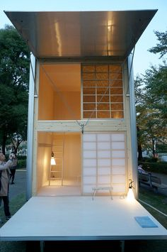 Konstantin Grcic's hut for Muji - Google Search