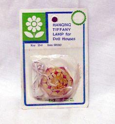 NOS Vintage Miniature Doll House Electric by RetroVintageBazaar, $5.00