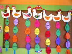 Sofia's Kindergarten: ΠΑΣΧΑ 2015 (μέρος 1)