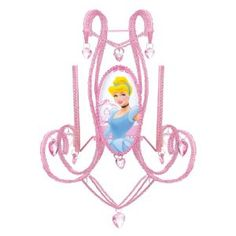 Disney Princess Chandelier Pendant