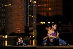 University of Tampa Engagement Photography - Maria-Alex - 6