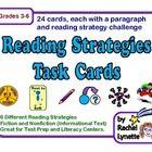 Informational Text Task Card Bundle: 3 Task Card Sets CCSS Aligned - Rachel Lynette - TeachersPayTeachers.com