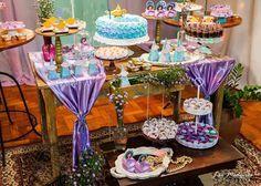 Festa Princesa Jasmine - Aladdin – Decoração Fácil