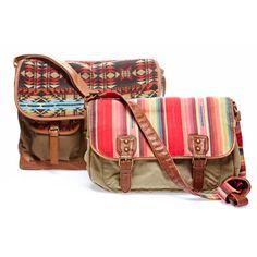 Olsenboye Large Messenger Bag