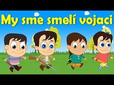 My sme smelí vojaci + 12 pesničiek | Zbierka |20 minútový mix | Slovenské detské pesničky - YouTube