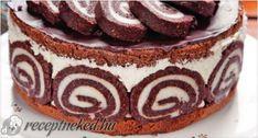 Érdekel a receptje? Hungarian Desserts, Hungarian Cake, Hungarian Recipes, Pasta Cake, Torte Cake, Rainbow Food, Sweets Cake, Sweet And Salty, Cake Cookies