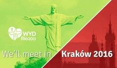 World Youth Day 2016 Ahh so excited! World Youth Day, Pope Francis, Roman Catholic, The Gathering, Core, Spirituality, Travel, Inspiration, Biblical Inspiration