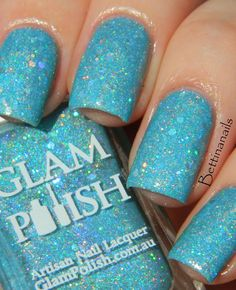 Glam Polish - Illusion - Cast a Spell Three - White Witch Collection