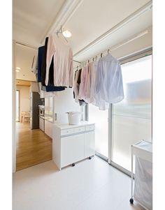 洗濯とキッチンの家事動線の良い間取り・方法は? | 築一報告!いえトピ!