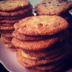 Recette de Des cookies à son goût - Ma vie en couleurs