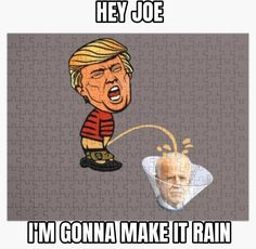 Lame Duck, Hey Joe, Make It Rain, Memes, Meme