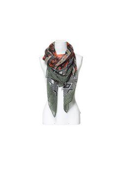 Zara scarf, mine!