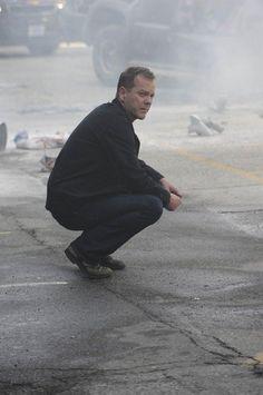 Kiefer Sutherland -  Oh Jack Bauer, I miss you!