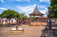 Que es esperas para venir durante estas vacaciones a la bella plaza de santa clara del cobre