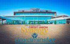 Synergy Credit Union. Lloydminster #architecturephotography #voimages  #museum #Canada #architecture #modern #citylife