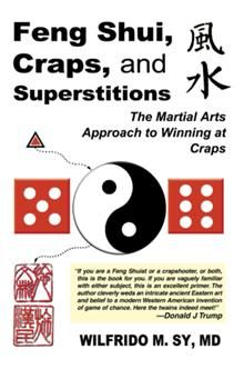 The Eastern approach to Feng Shui practice is timeless while from the Western perspective it is timely. Feng Shui is Chinese in origin while the casino game of craps is American in design. For the first time in print, the author advocates the use of this Eastern approach to enhance the player's chances of winning at casino craps. No book to date has addressed the influence and role of Feng Shui in craps or the subject of craps and Feng Shui together.