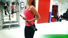 Ejercicios Para Adelgazar Los Brazos Con Una Barra - http://dietasparabajardepesos.com/blog/ejercicios-para-adelgazar-los-brazos-con-una-barra/