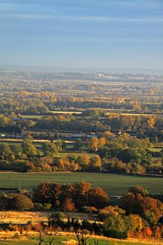 Aylesbury Vale, Buckinghamshire, England ....  This is the area I lived in.