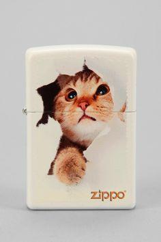 Bad Ass Zippo Lighter