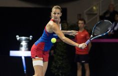 #Pliskova Fed Cup, Tennis Racket, Champs