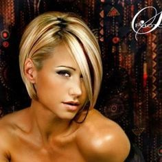 Loving Jamie Eason's cut in this pic...I think I could pull that off!