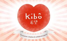 kibo Association Kibô: Vente caritative au profit des sinistrés du Japon association caritative
