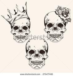 Animal Skull Vetores e Vetores clipart Stock | Shutterstock