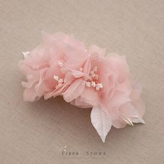 Hey, I found this really awesome Etsy listing at https://www.etsy.com/listing/125760657/blush-pink-bridal-hairpiece-bridal-hair