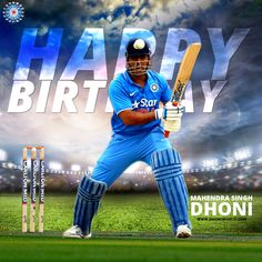 Leave your wishes for captain cool #MSDhoni, The man who challenged & changed the trend with everything he did. He turns 34 today. http://www.quizgeny.com/facts-guide/21-sports/16-amazing-cricket-facts-that-ll-blow-your-mind  #HappyBirthdayDhoni #HappyBirthdayMahi #interesting #facts #cricket
