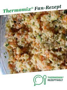 Couscous-Gemüse-Salat von danax. Ein Thermomix ® Rezept aus der Kategorie Vorspeisen/Salate auf www.rezeptwelt.de, der Thermomix ® Community.
