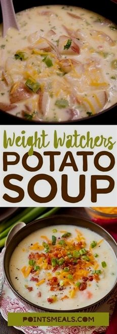 Best Weight Watchers Soup Recipes with Smartpoints – Easy WW Freestyle. Looking for the best Weight Watchers Soup Recipes with Points? I've got an amazing collection of delicious and healthy WW Freestyle soup recipes. Weight Watcher Dinners, Plats Weight Watchers, Weight Watchers Smart Points, Weight Watchers Chili, Weight Watchers Sides, Weight Watcher Crockpot Recipes, Weight Watchers Frozen Meals, Weight Watchers Diet Plan, Weight Watchers Motivation