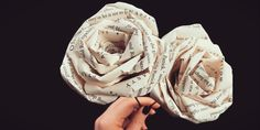 Ideas para crear tus propias rosas para San Valentín